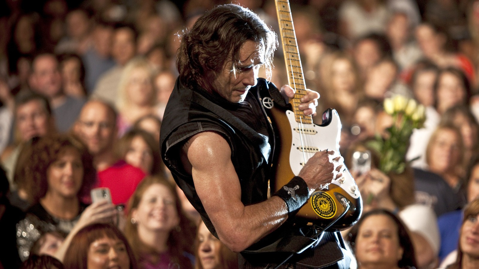 Rick Springfield on tour now