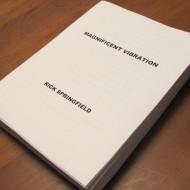 Rick Springfield - Magnificent Vibration