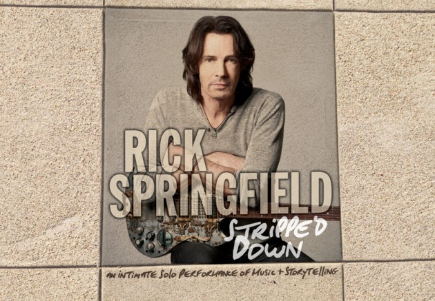 Rick Springfield - 'Stripped Down'