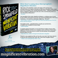 Rick Springfield - Magnificent Vibration - Reviews