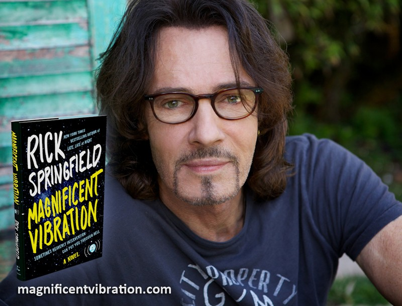 Rick Springfield Magnificent Vibration