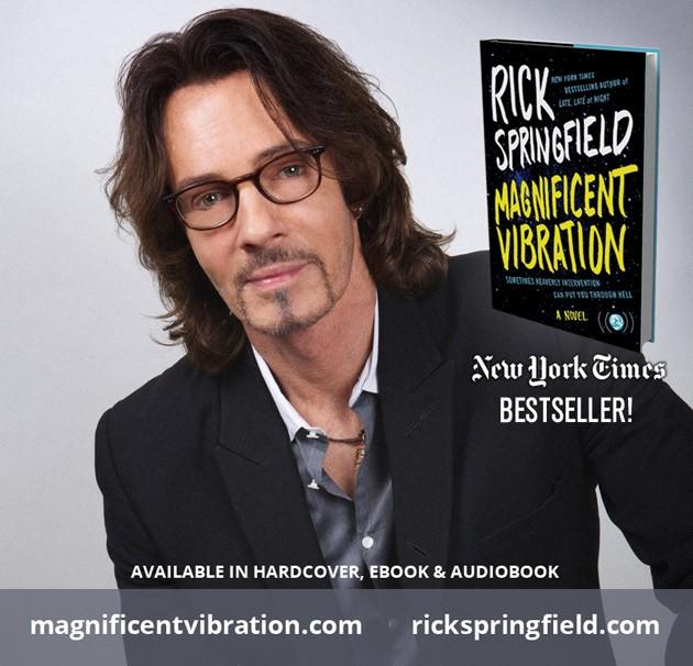 Rick Springfield Book Signings