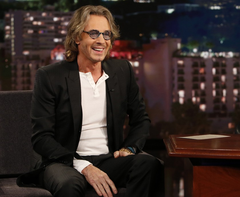 Rick Springfield on Jimmy Kimmel Live