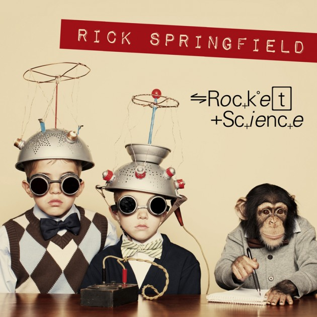 New Album - Rick Springfield