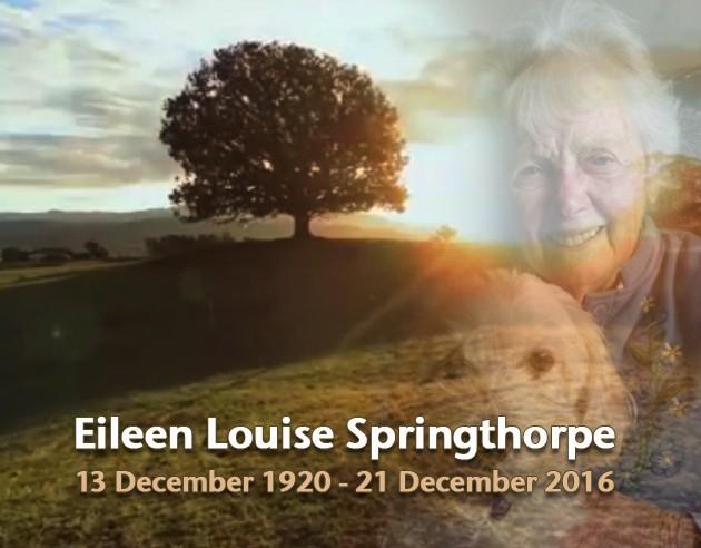 Eileen Louise Springthorpe