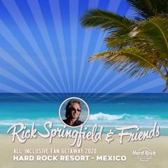 Rick Springfield Fan Getaway