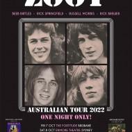 Zoot 2022 Australian Tour