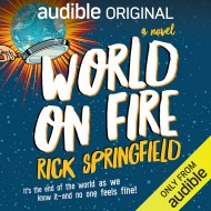 World on Fire - Rick Springfield