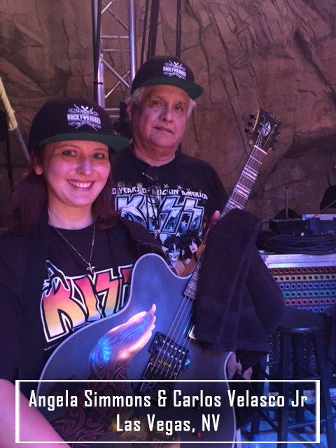 Angela Simmons and Carlos Valasco Jr - Las Vegas2 copy