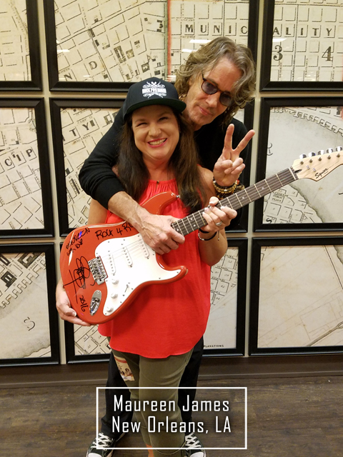 Maureen James - New Orleans
