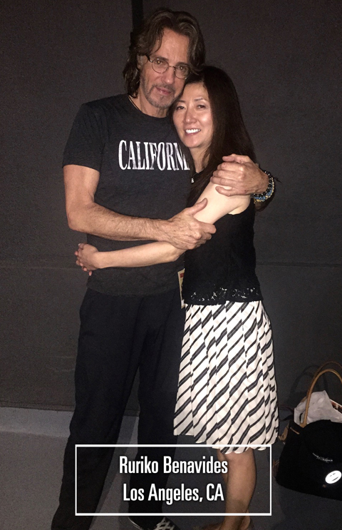 Ruriko Benavides - Los Angeles (w title)