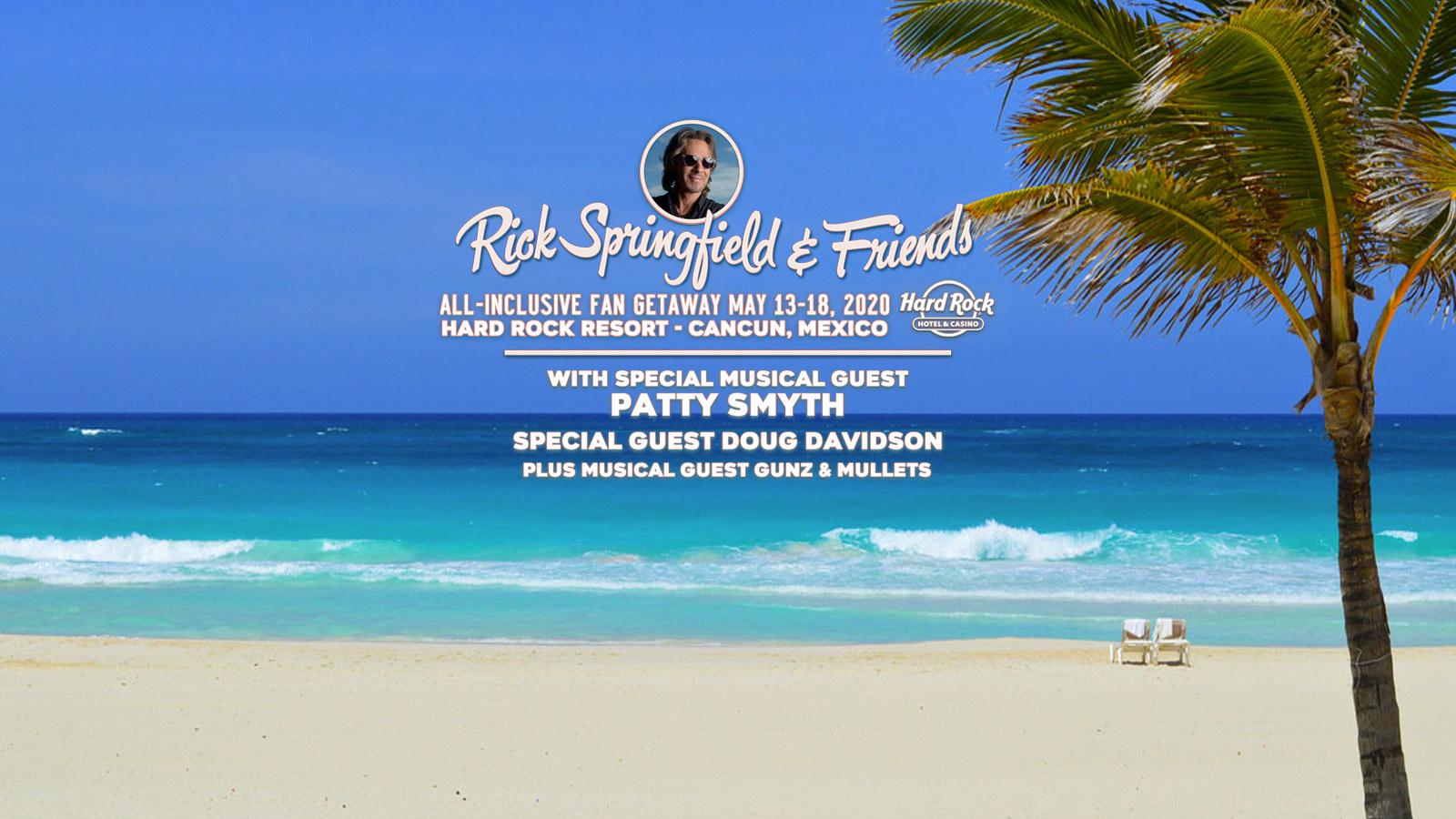 Rick Springfield Fan Getwaway