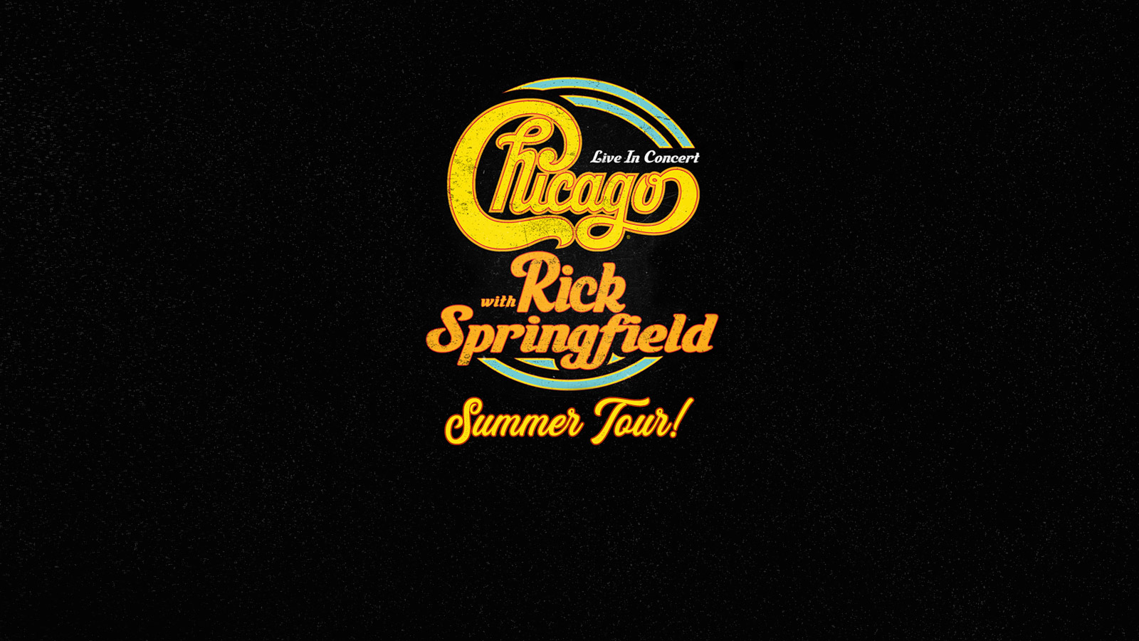 Chicago with Rick Springfield Tour