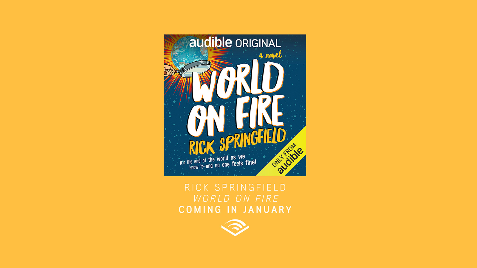World on Fire - Rick Springfield