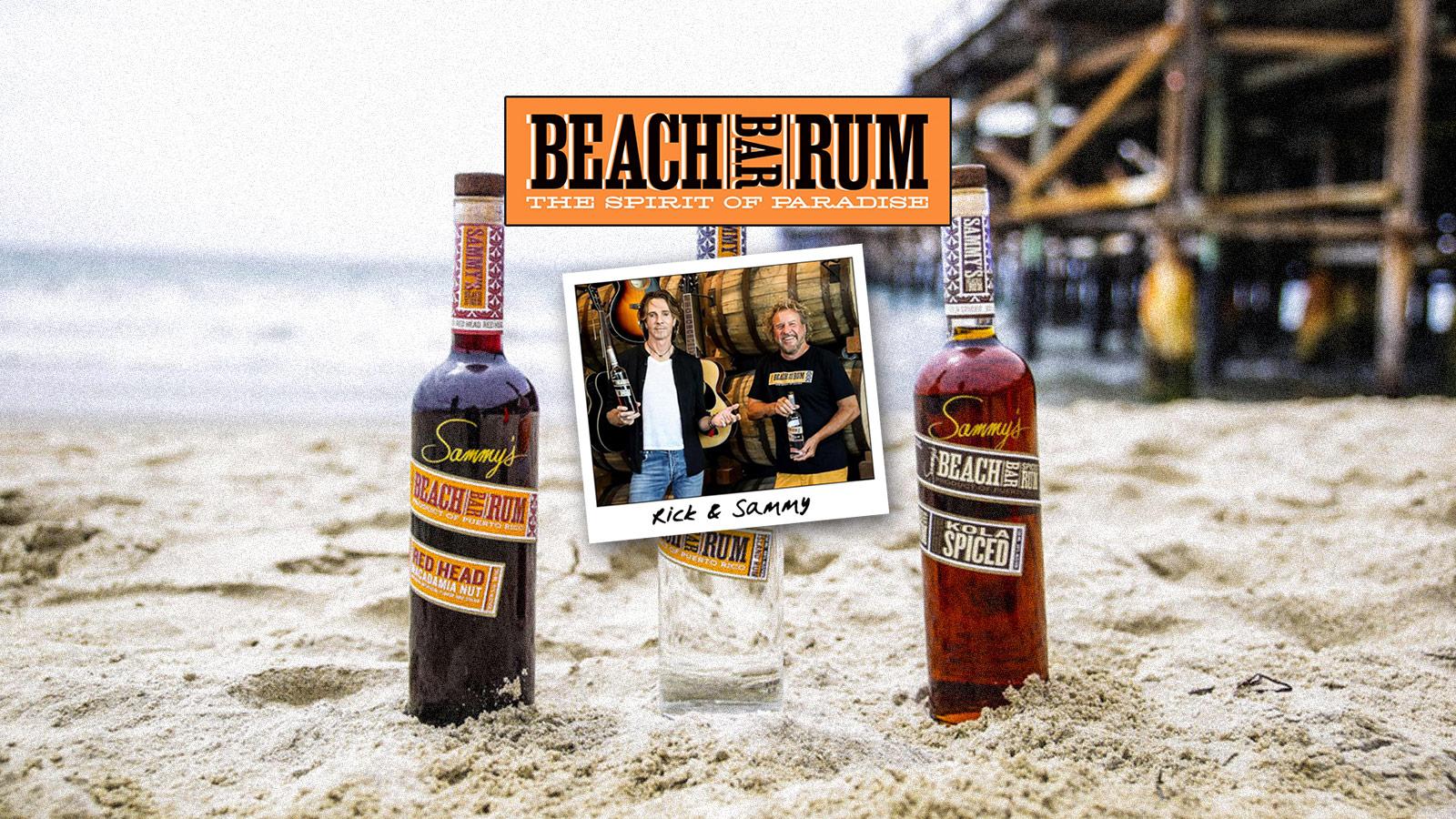 Beach Bar Rum